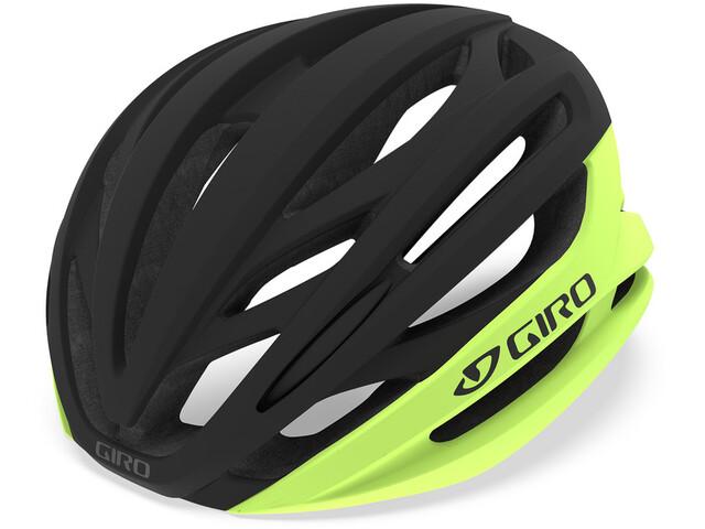 Giro Syntax MIPS casco per bici nero